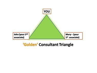 Golder Consulrant Triangle